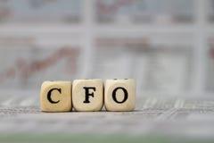 CFO Royaltyfria Foton