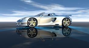 Cg car Stock Images