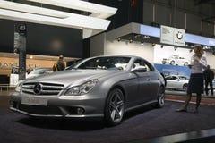 cgi 350 cls Mercedes Fotografia Royalty Free