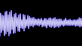 CGI Audio Waves