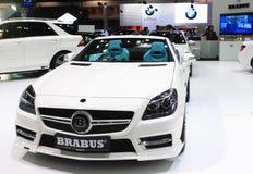 CGI BlueEFFICENCY Benz e 250 Мерседес Стоковая Фотография