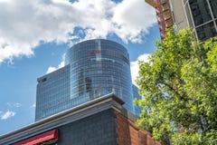 CGI building Montreal Stock Image