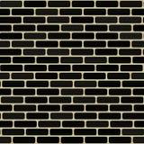 Cgi för bakgrund för textur för tegelstenväggen texturerade sömlös svart och gr Royaltyfri Bild