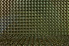 CGI skład, sznurek mata, geometryczny tło dla projekt tekstury, tło 3 d czynią ilustracji