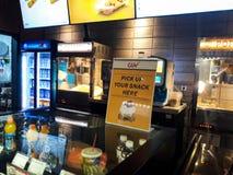 CGV-Kino in der Bekasi-Handels-Mitte, das größte Mall in der Stadt stockfoto