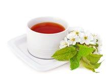 Chá. Foto de Stock
