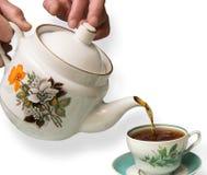 Chá Fotografia de Stock Royalty Free