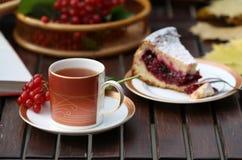 Chá. Ainda vida Fotos de Stock Royalty Free