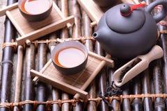 Chá asiático Imagem de Stock