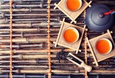 Chá asiático Foto de Stock
