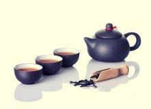 Chá asiático Imagens de Stock