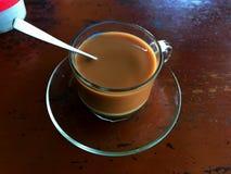 Chá burmese do leite Imagens de Stock