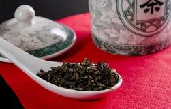 Chá chinês Foto de Stock