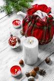 Chá com airela Fotografia de Stock