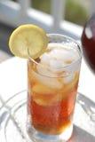 Chá congelado imagem de stock royalty free
