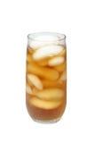 Chá congelado imagem de stock