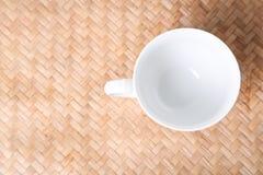 Chá, copo de café Imagens de Stock Royalty Free