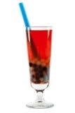 Chá da bolha com trajeto de grampeamento Imagem de Stock Royalty Free