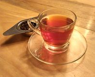 Chá da especiaria Foto de Stock Royalty Free