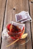 Chá da fruta Fotografia de Stock