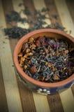 Chá da fruta Foto de Stock Royalty Free