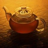 Chá da manhã foto de stock