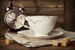 Chá da manhã Foto de Stock Royalty Free