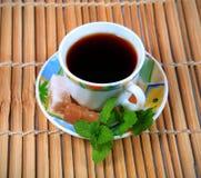 Chá de Ayurvedic imagens de stock