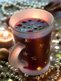 Chá de Berrries Imagens de Stock Royalty Free
