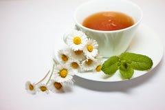 Chá de camomila Fotos de Stock
