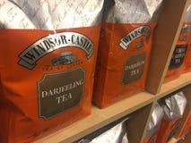 Chá de Darjeeling do Windsor-castelo Fotografia de Stock Royalty Free