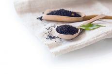 Chá de folhas soltas secado fresco fotos de stock