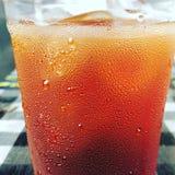 Chá de gelo Foto de Stock