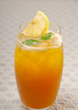 Chá de gelo de refrescamento Fotografia de Stock