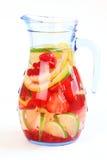 Chá de gelo de refrescamento do verão Imagem de Stock Royalty Free