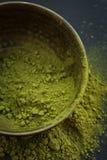 Chá de Matcha Imagens de Stock Royalty Free