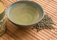 Chá de Oolong Imagens de Stock Royalty Free