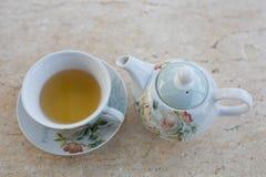 Chá de Oolong de China Imagens de Stock