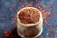 Chá de Rooibos Foto de Stock Royalty Free