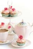 Chá de tarde fotos de stock