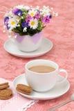 Chá de tarde imagem de stock royalty free