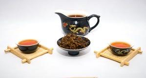 Chá Dian Hong Foto de Stock