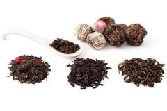 Chá diferente Fotos de Stock Royalty Free