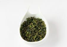 Chá do chinês do oolong do guanyin do laço Imagem de Stock
