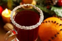 Chá do feriado Fotos de Stock Royalty Free