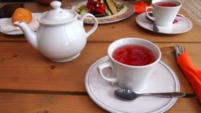 Chá do fruto Fotografia de Stock Royalty Free