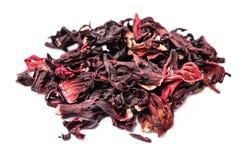 Chá do hibiscus Imagens de Stock Royalty Free