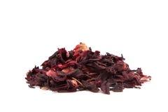 Chá do hibiscus Imagem de Stock Royalty Free