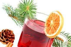 Chá do inverno Imagem de Stock