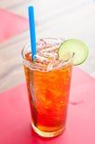 Chá do limão Foto de Stock